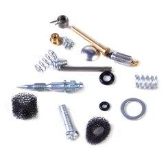 Briggs And Stratton Nikki Carburetor 7 Pin Trailer Plug Wiring Diagram Truck Side Carb Rebuild Kit Master Overhaul For