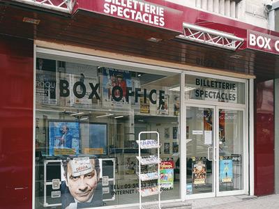 Contacter Box Office à Bordeaux (adresse postale et email, numéro de téléphone)