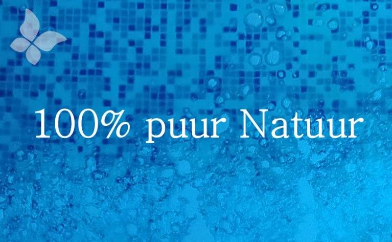 Euthalia Verzorging Wellness 100% Puur Natuur Zwembadwater