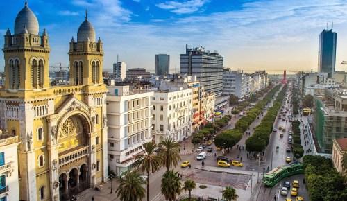 شارع الحبيب بورقيبة تونس العاصمة