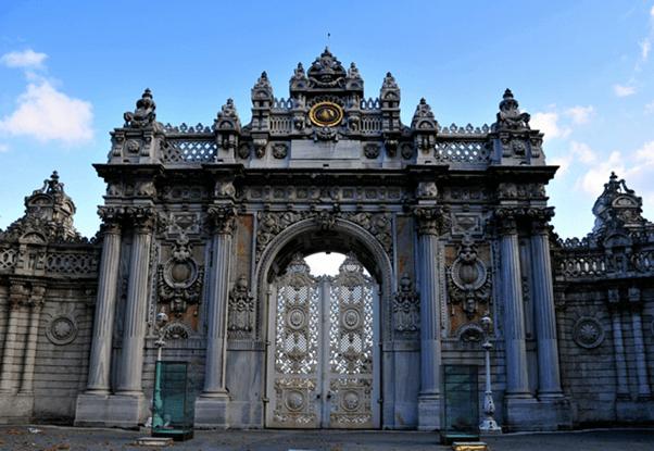 قصر السلاطين في اسطنبول