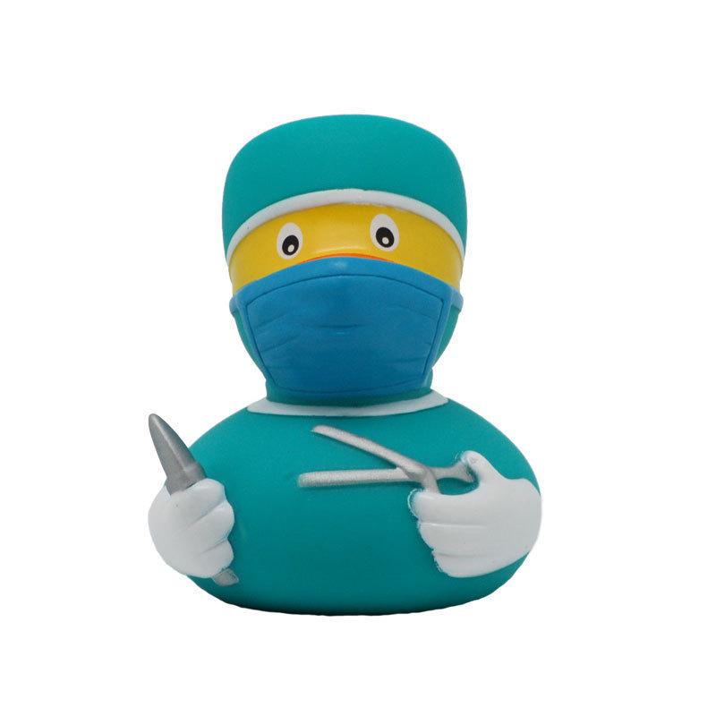 Arzt Ente Chirurg