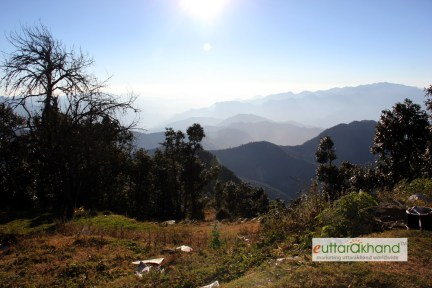 one of the landscape you will see during trek