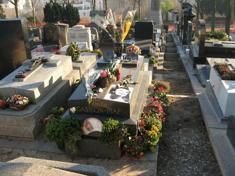Paris Cimetiere du Pere Lachaise  Tipps fr deutsche Touristen mit vielen Fotos