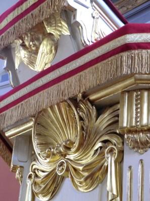 Kanzel-Detail