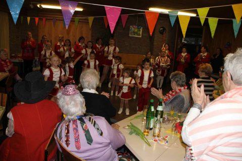 Karneval Senioren