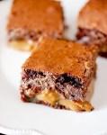 gingerbread fudge brownie