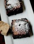 Mocha chip marshmallow fudge brownies