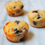 Blueberry lemon Greek yogurt muffins