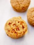 One bowl butterscotch muffins