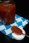 Small batch salted caramel sauce