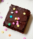 Ultimate fudgy frosted brownies