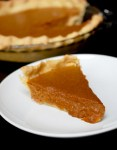 Award-winning pumpkin pie