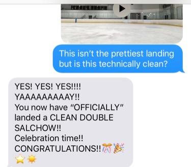 double salchow verification