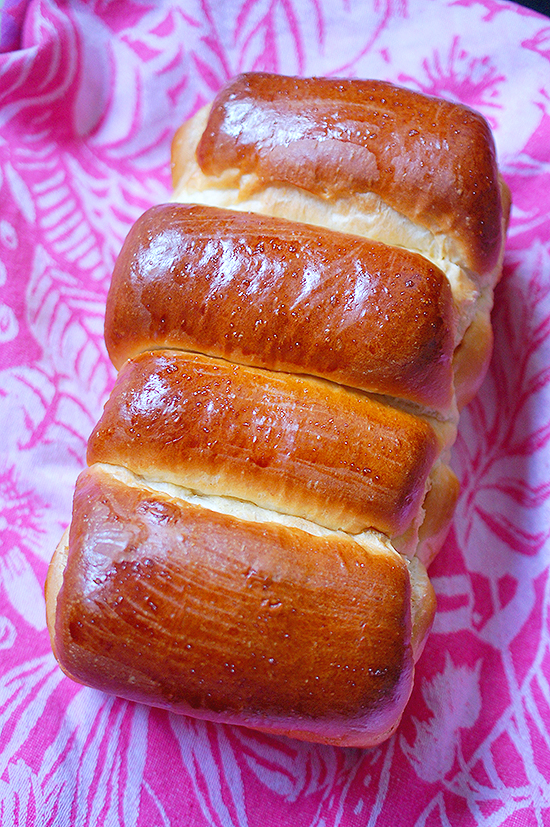 chinese milk bread