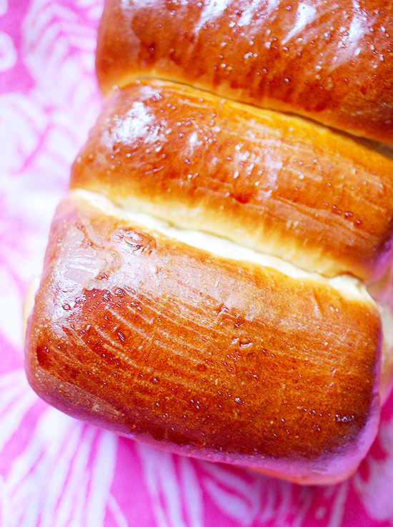 chinese milk bread