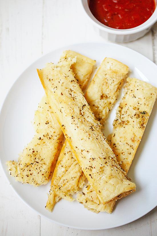 copycat pizza restaurant breadsticks