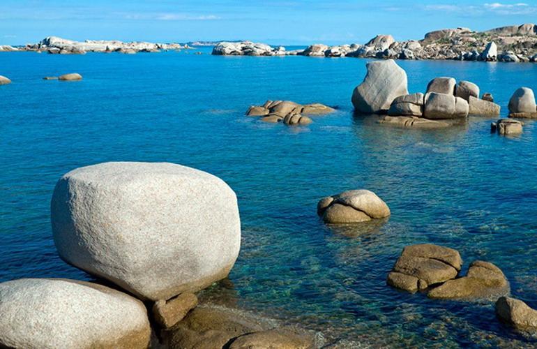 Appartementen Residence Punta Falcone Sardinie  Eva