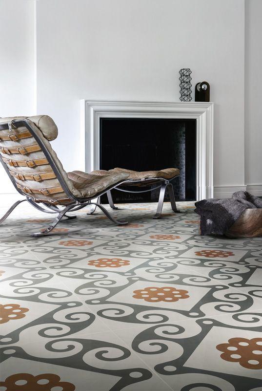 pavimenti vintage vecchi parquet cementine e marmette