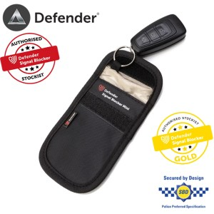 Defender Signal Blocker Mini Car Key Signal Blocker