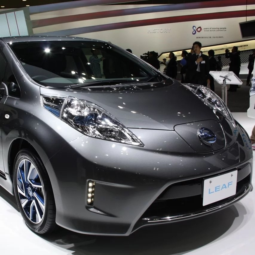 Nissan Leaf Interior Accessories