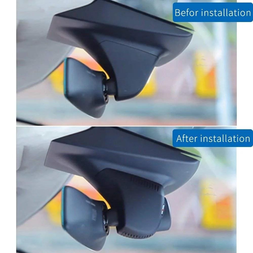 Model S Specific Dash Cameras