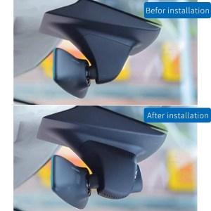 Model X Specific Dash Cameras