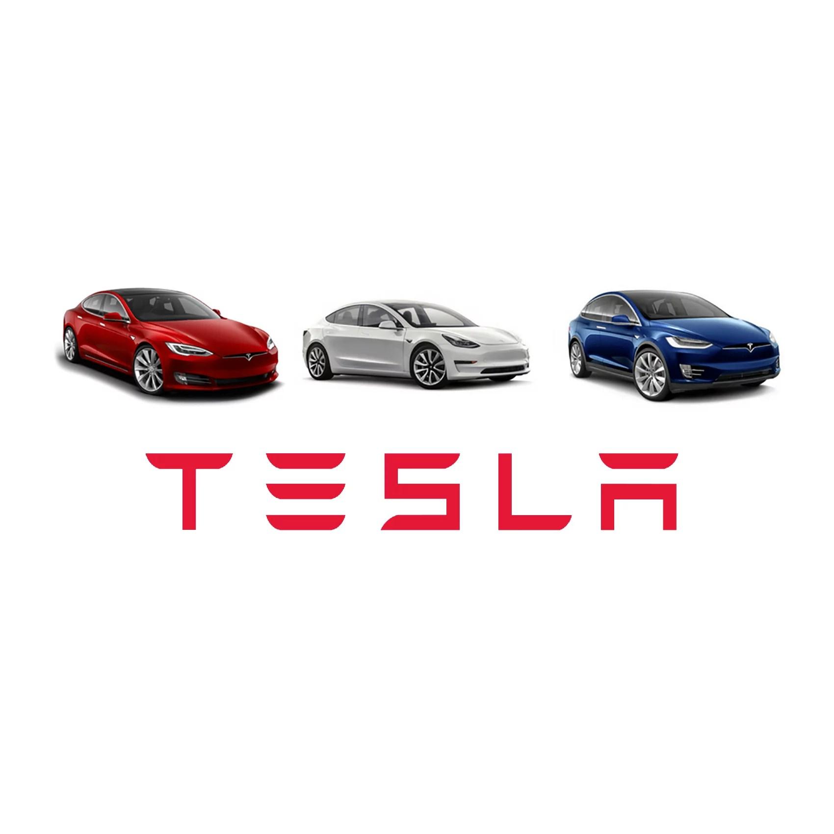 Tesla Accessories - Model S/3/X