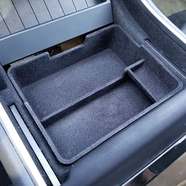 Tesla Model 3 Centre Console Tray Sunglasses and coin holder