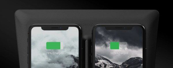 Nomad Model 3 Wireless Charger
