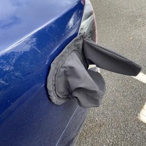 Model S EV Port Cover
