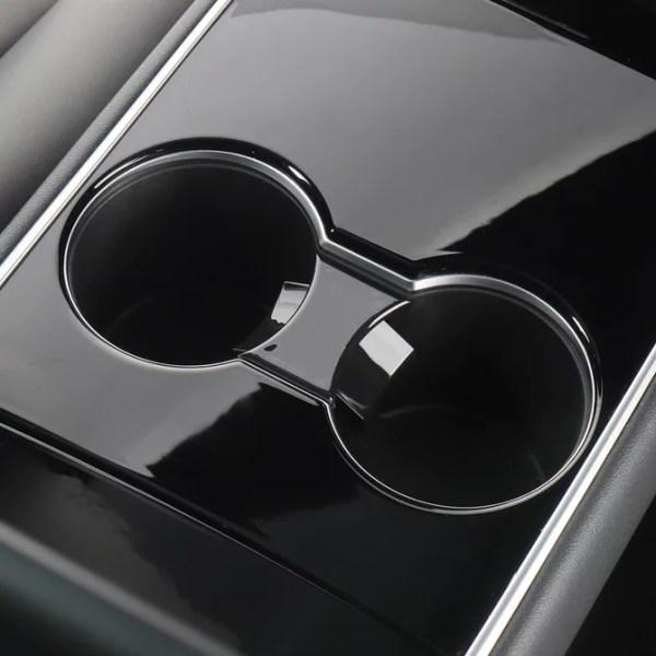 Tesla Model 3 Spring Loaded Cup Holder