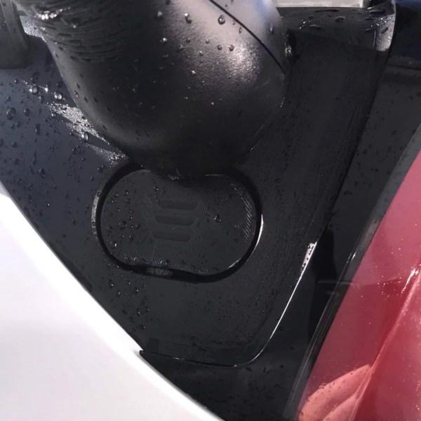 Tesla Plastic CCS Cap Dust Cover