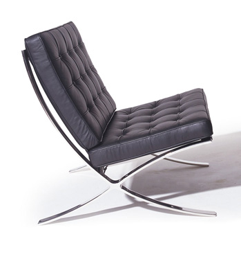 Mies Van der Rohe, Barcelona Chair