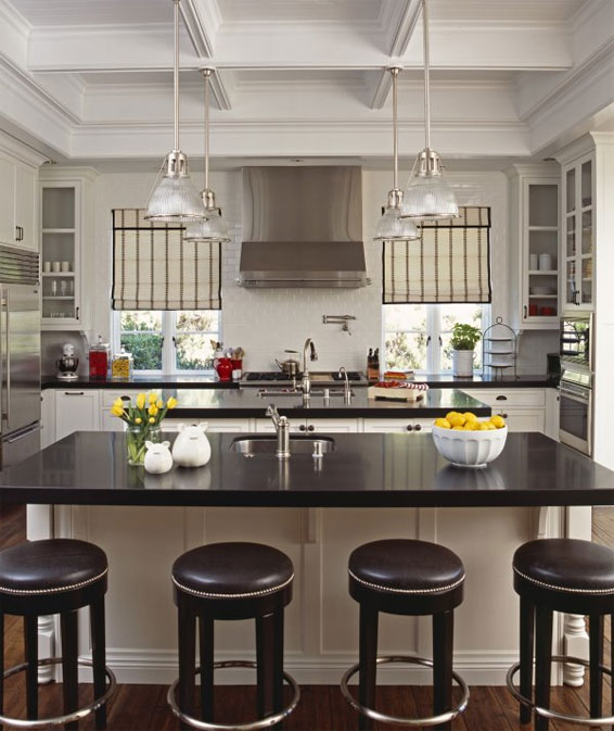 3 light kitchen island pendant tool holder well thought out - interior design inspiration ...