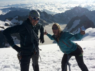 On_dom_de_neige_glacier_blanc_ecrins