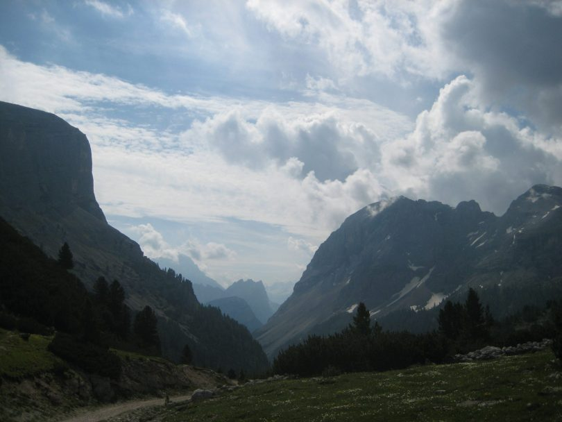 Almighty Mountains | Alta Via Dolomiti