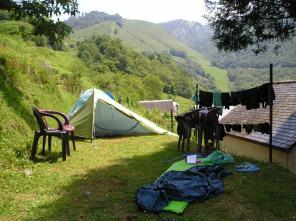camping senta