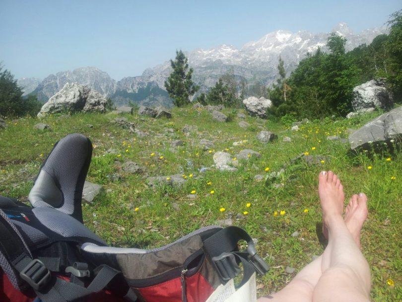 Hiking_via_dinarica_white_trail_albania