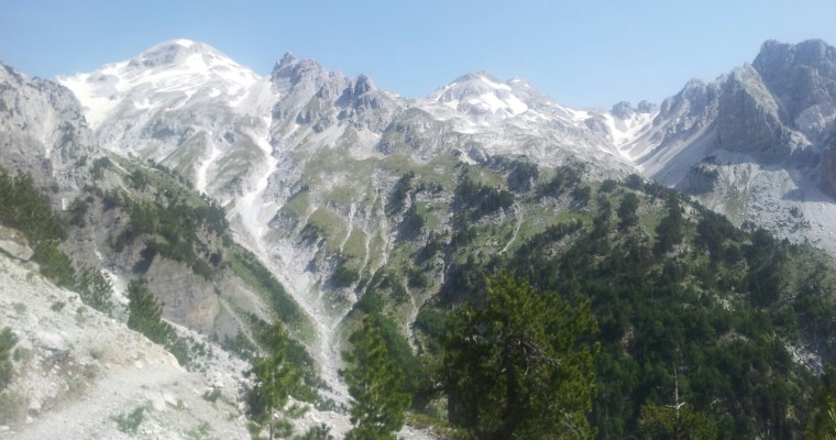 AMAZING ALBANIAN ALPS | Hiking Via Dinarica White Trail through Albania