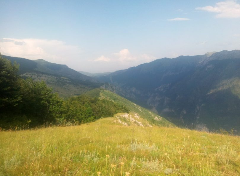 Rakitnica Canyon | Hiking Via Dinarica White Trail in beautifully WILD Bosnia and Herzegovina