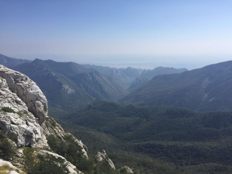 Paklenica-National-Park-Velebit-Trail-hiking-via-dinarica-croatia