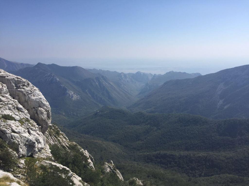 Paklenica-National-Park-Velebit-Trail-hiking-via-dinarica-croatia