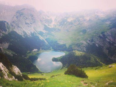 montenegro_trnovacko_jezero_Via_Dinarica