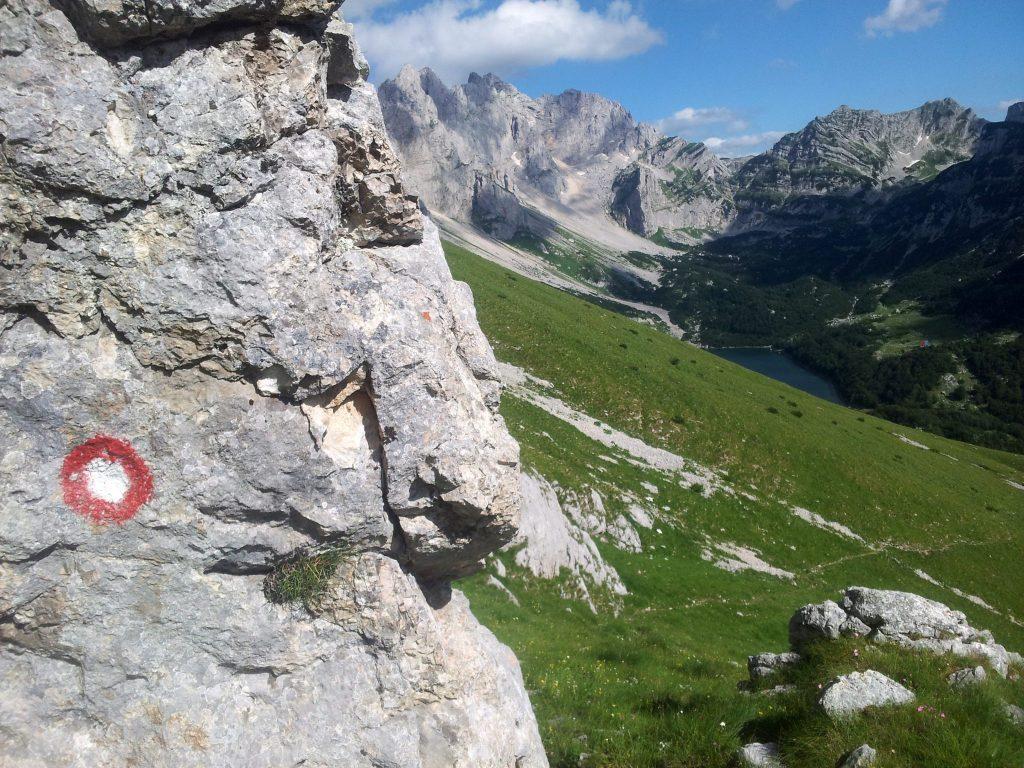 via_dinarica_white_trail_montenegro_Škrčko_jezero