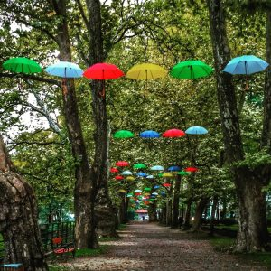 Bihać_umbrella_lane