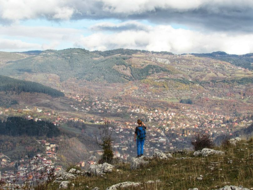Wat te doen in Sarajevo - Trebević dagwandeling