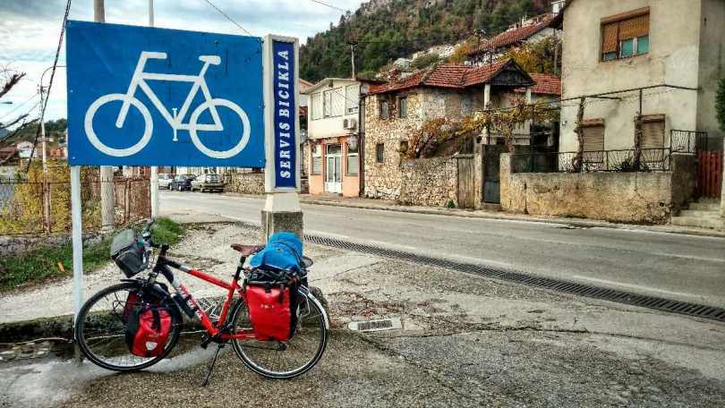 Looking back on November: biking in Herzegovina