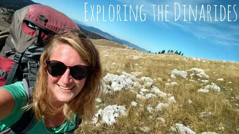 EVAdinarica Project - Exploring the Dinarides