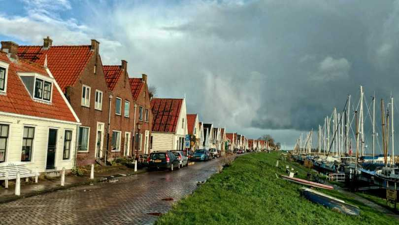 Back in The Netherlands, Schellingwoude, Laag Holland